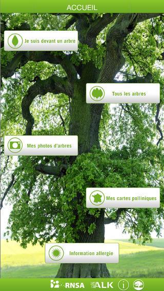 ArbrallergiK : nouvelle application mobile sur les pollens