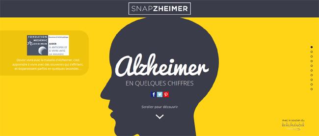 Snapzheimer.org