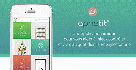 Application Aphetit
