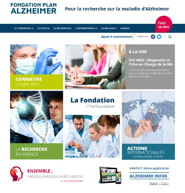 Fondation Plan Alzheimer