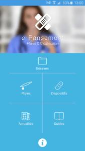 Application e-Pansement