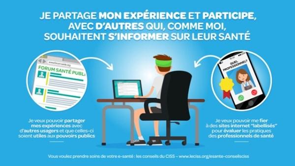 CISS et e-santé : partage d'expériences