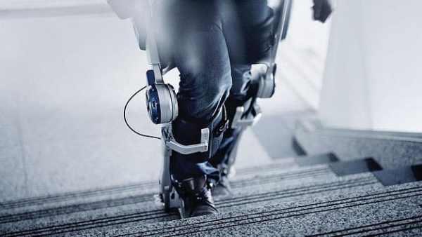 Hyundaie lance des exosquelettes