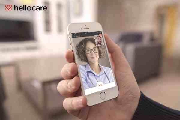 Hellocare : solution mobile de téléconsultation