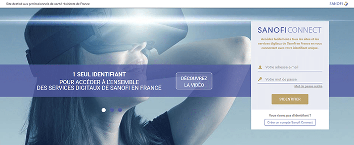 Sanofi Connect