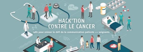 Hack'tion contre le cancer,