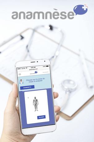 Anamnèse : intelligence artificielle au service du diagnostic
