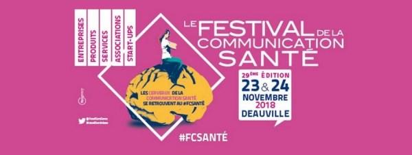 Festival de la Communication Santé 2018