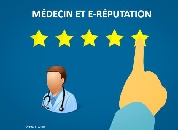 Médecin et e-réputation