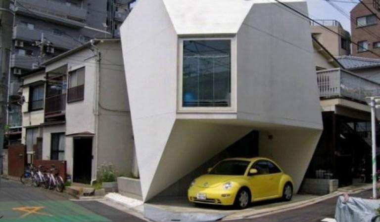 Japonya'nın Mimarlık Konusunda Kendisini Ne Kadar Aştığını Gösteren 20 Eser