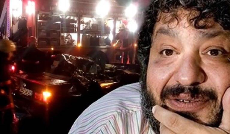 Erdal Tosun Korkunç Trafik Kazasında Hayatını Kaybetti