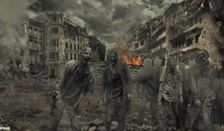 Olası Bir Zombi Salgınında İnsanlığın Sonu Kaç Günde Gelir?
