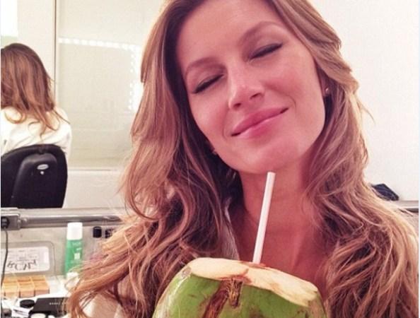 Gisele'in Saçlarına Sahip Olmak İçin Tüketmeniz Gereken 9 Yiyecek