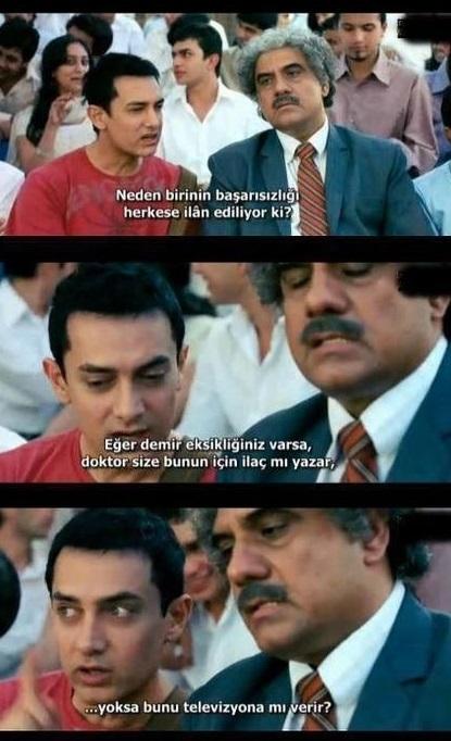 Aamir Khan Başarısızlık