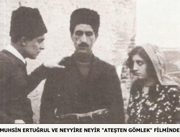 7. İstanbul'da Bir Facia-yı Aşk ve Ateşten Gömlek