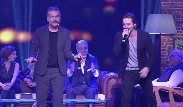 Ahmet Kural ve Murat Cemcir – Sie Liegt In Meinen Armen