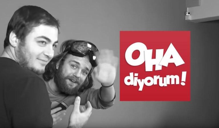 Oha Diyorum Youtube Kanalından Cem Korkmaz 'a Anma Videosu