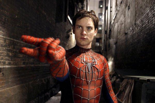 Örümcek Adam - Spider Man - Tobey Maguire