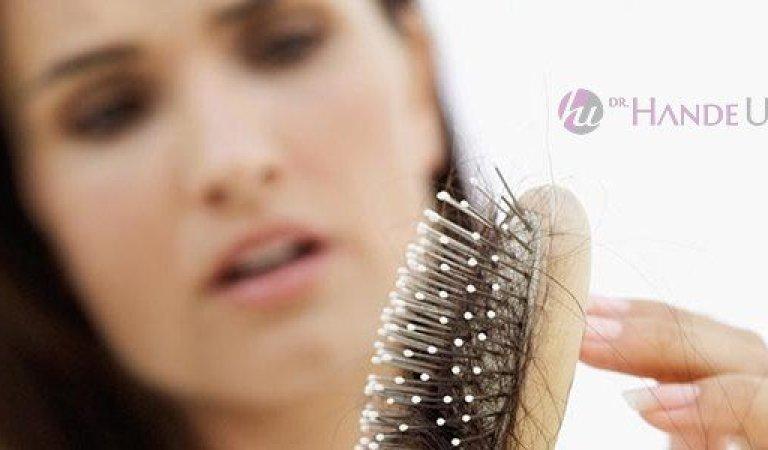 Saç Dökülmenizin Nedeni Önemli Sağlık Sorunları Olabilir