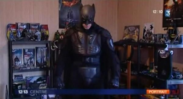 Le Batman français habite à Vierzon