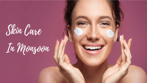 How To Take Care Of Your Skin Amid Monsoons at Home?