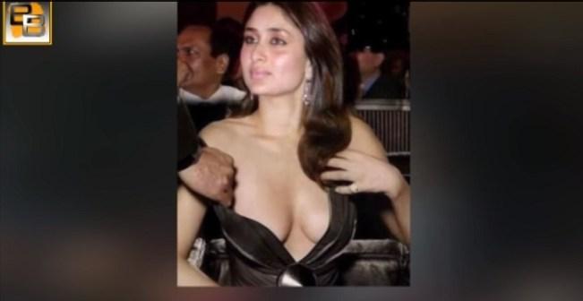 celebrity wardrobe malfunction not censored