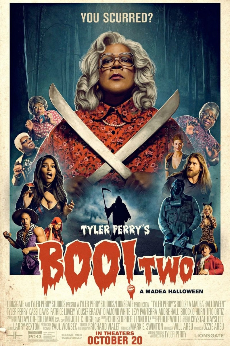 boo 2 a madea halloween info and showtimes in trinidad
