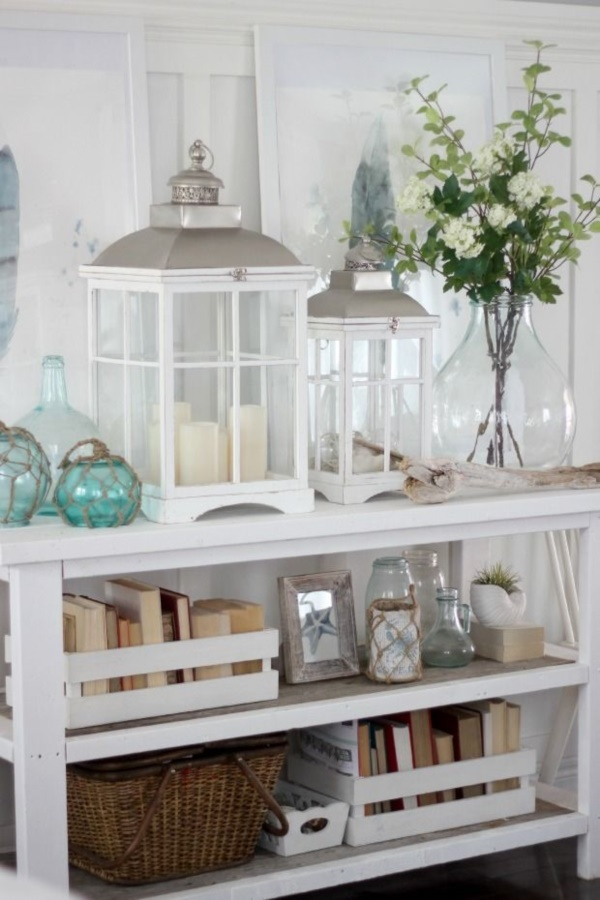 Summer Cottage Decorating Ideas