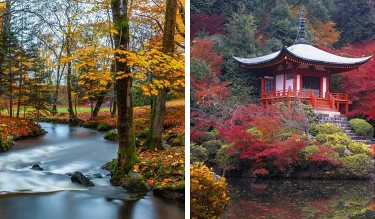 18 Beautiful Autumn Photos From Around The World Reminding Us What an Amazing World We Are Living In