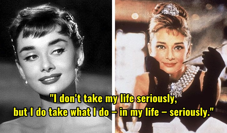 25 Audrey Hepburn Quotes That Will Inspire You To Greatness