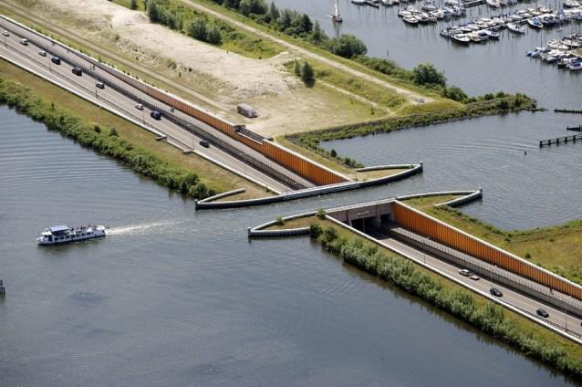 aqueduct veluwemeer
