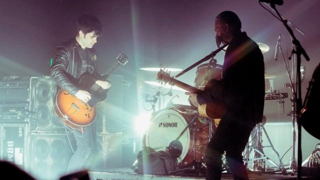Black Rebel Motorcycle Club at the Fonda Theatre (Photo by Jazz Shademan)