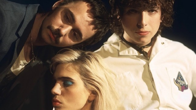 Sunflower Bean (Photo by Hollie Fernando)