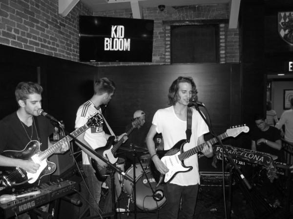 Kid Bloom at Make Music Pasadena, June 6, 2015
