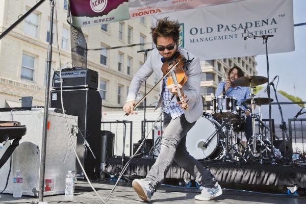 Kishi Bashi at Make Music Pasadena