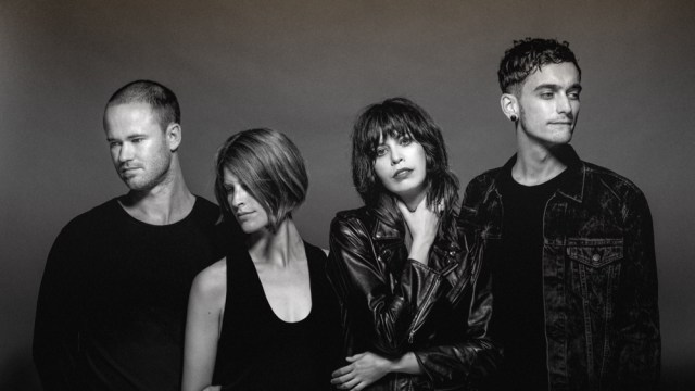 The Jezabels (photo by Cybele Malinowski)