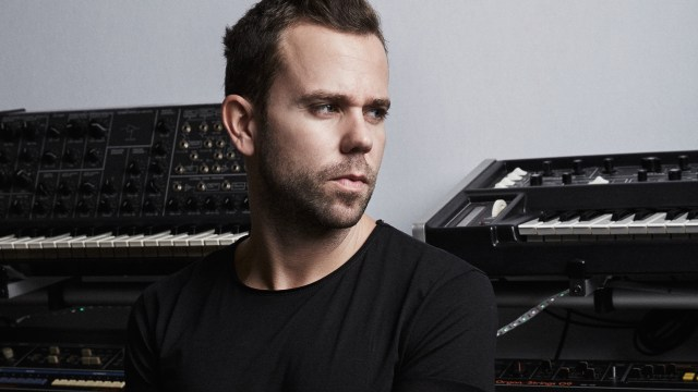 M83 (Photo by Andrew Arthur)