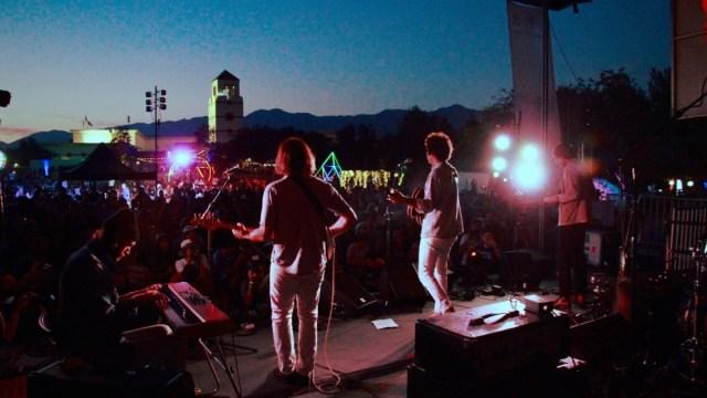 Allah-Las at Sunstock Solar Festival (Photo by Jordan Kleinman)