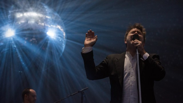 LCD Soundsystem at Outside Lands 2016 (Photo by David Benjamin Hall)