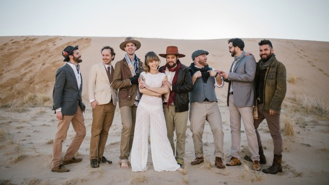 The Dustbowl Revival (Photo by Talley Media)