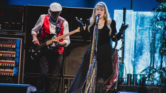 Fleetwood Mac in 2015 at the Forum (Photo by Kelsey Heng)