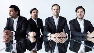 Cut Copy (Photo by Jimmy Fontaine)