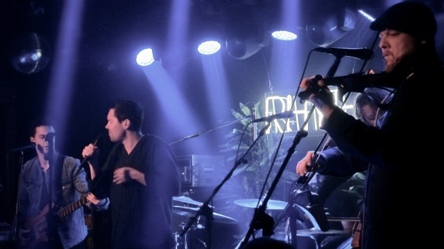 Rhye at the Moroccan Lounge (Photo by Kevin Bronson)
