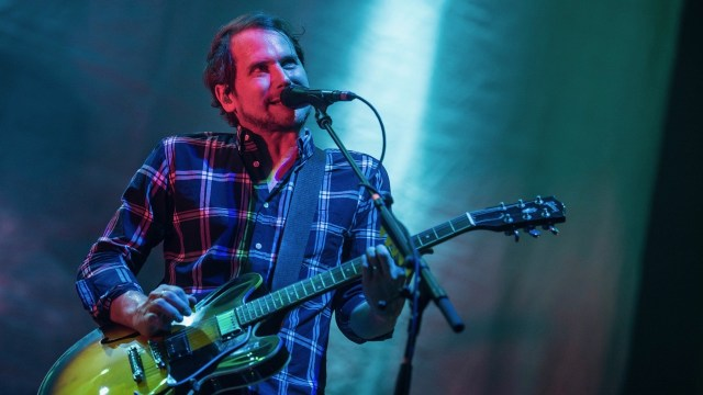 Silversun Pickups at the Theatre at Ace Hotel (Photo by Samantha Saturday)