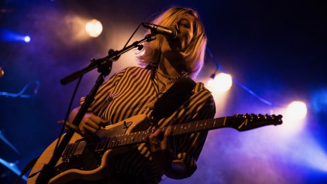 Slothrust at the Echo (Photo by Samuel C. Ware)