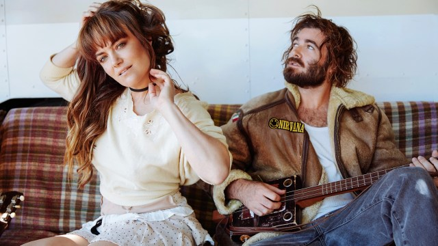 Angus & Julia Stone (Photo by Jennifer Stenglein)