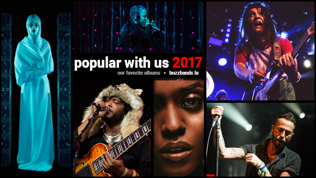 Photos, from left: Drab Majesty by Corinne Schiavone; Kendrick Lamar by Quinn Tucker, courtesy of Coachella; Cherry Glazerr by Lexi Bonin; Mondo Cozmo by Samantha Saturday; Kelela via Facebook; Thundercat by Greg Noire, courtesy of Coachella