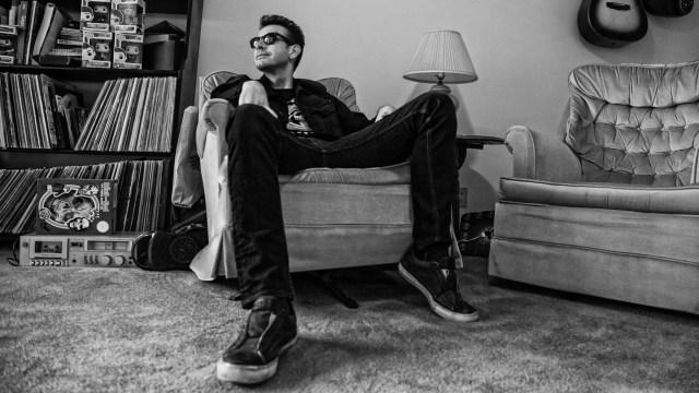 Black Adidas (Photo by Eric Stoliker)