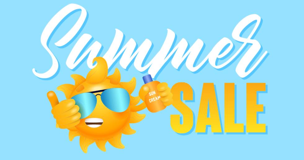 Buzz Beans Summer Sale 20% Off