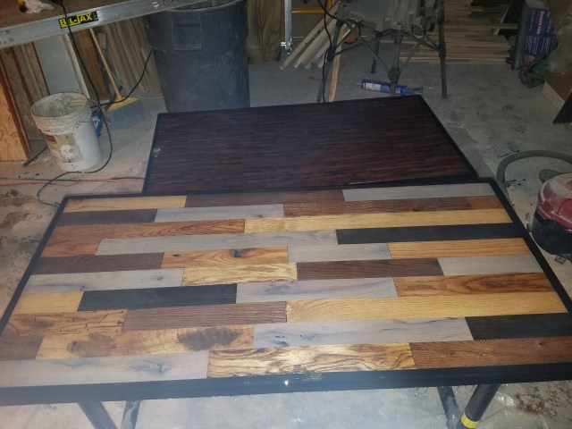 Shiplap table